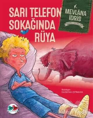 Vak Vak Yayınları - Sarı Telefon Sokağında Rüya