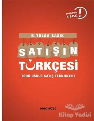 MediaCat Kitapları - Satışın Türkçesi Türklere Satış Yapmanın İncelikleri