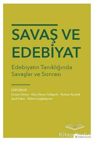 Hiperlink Yayınları - Savaş ve Edebiyat