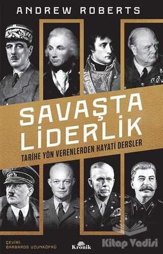 Kronik Kitap - Savaşta Liderlik