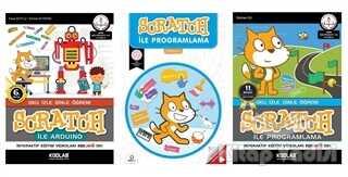 Kodlab Yayın Dağıtım - Scratch Eğitim Seti (3 Kitap Takım)