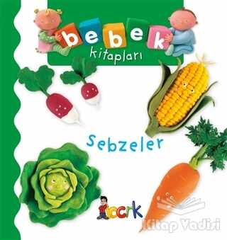 Bıcırık Yayınları - Sebzeler - Bebek Kitapları
