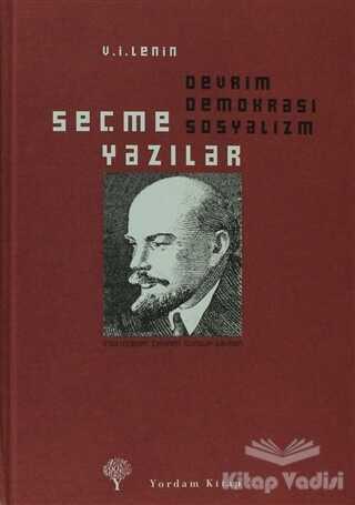Yordam Kitap - Seçme Yazılar: Devrim Demokrasi Sosyalizm