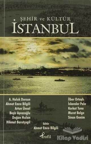 Profil Yayıncılık - Şehir ve Kültür - İstanbul
