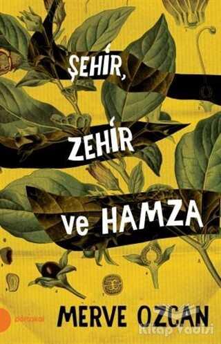 Portakal Kitap - Şehir Zehir ve Hamza