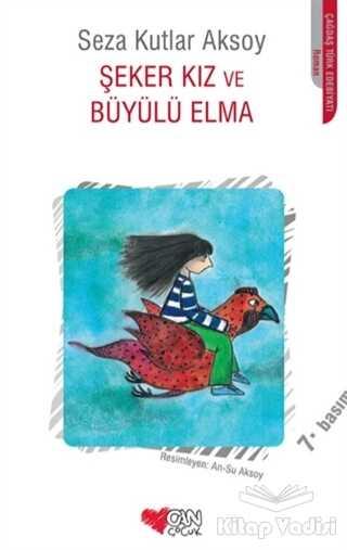 Can Çocuk Yayınları - Şeker Kız ve Büyülü Elma