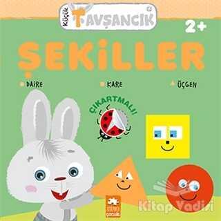 Eksik Parça Yayınları - Şekiller - Küçük Tavşancık