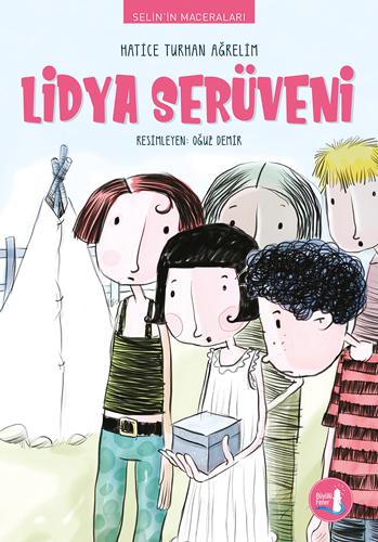 Büyülü Fener Yayınları - Selin'in Maceraları Lidya Serüveni