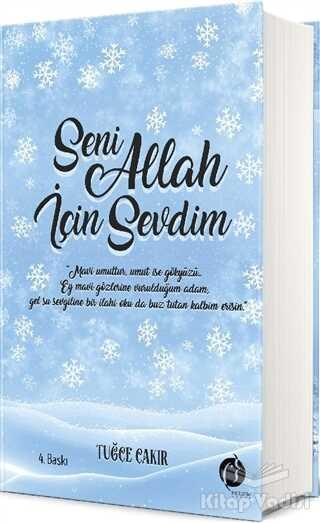 Herdem Kitap - Seni Allah İçin Sevdim