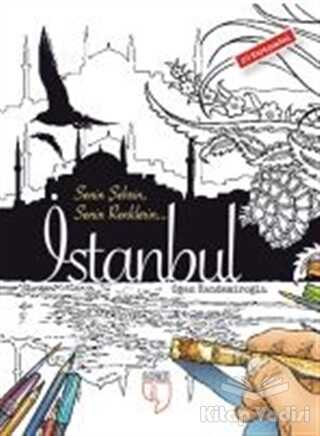 EDAM - Senin Şehrin Senin Renklerin - İstanbul - 20 Kartpostal