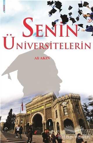 Kitapmatik Yayınları - Senin Üniversitelerin