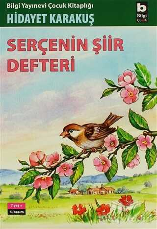 Bilgi Yayınevi - Serçenin Şiir Defteri