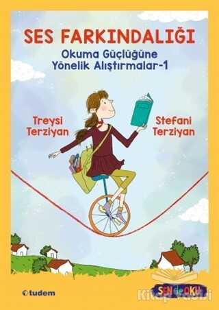 Tudem Yayınları - Ses Farkındalığı Okuma Güçlüğüne Yönelik Alıştırmalar-1