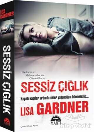Martı Yayınları - Sessiz Çığlık - Dedektif D.D. Warren Serisi