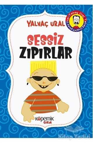 Kopernik Çocuk Yayınları - Sessiz Zıpırlar