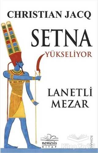 Nemesis Kitap - Setna Yükseliyor - Lanetli Mezar