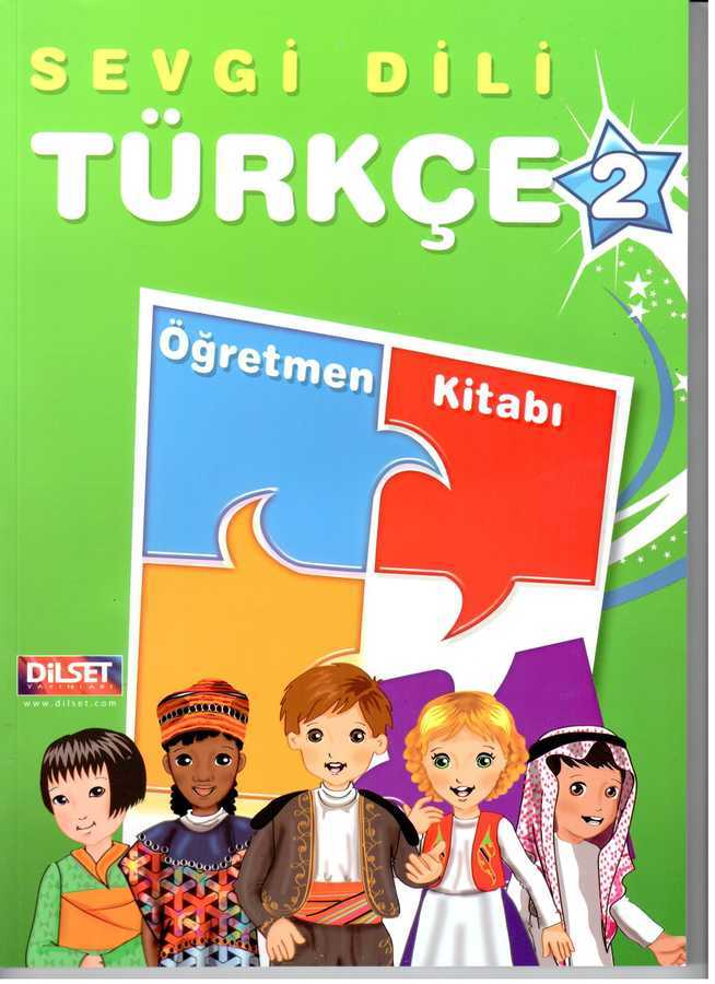Dilset Sevgi Dili Türkçe Eğitim - Sevgi Dili 2 Öğretmen Seti Dilset Yay.