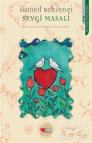 Can Çocuk Yayınları - Sevgi Masalı
