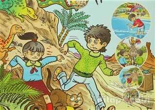 Özyürek Yayınları - Hikaye Kitapları - Sevimli İkizler Dizisi (10 Kitap Takım)