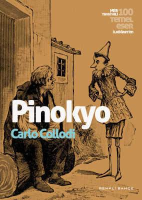RENKLİ BAHÇE YAYINLARI - Pinokyo - Renkli Bahçe