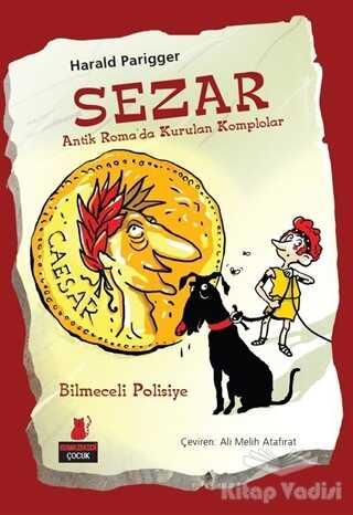 Kırmızı Kedi Çocuk - Sezar