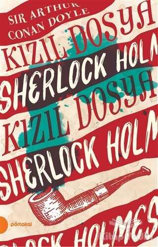 Portakal Kitap - Sherlock Holmes 2 - Kızıl Dosya