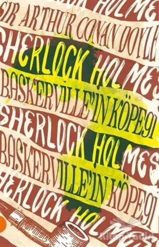 Portakal Kitap - Sherlock Holmes 7- Baskerville'in Köpeği