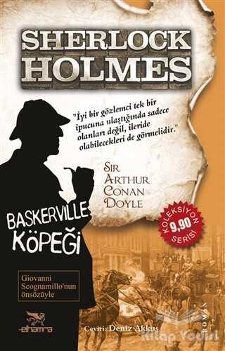 Elhamra Yayınları - Sherlock Holmes - Baskerville Köpeği