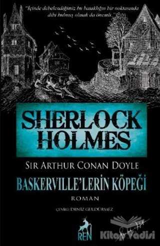 Ren Kitap - Sherlock Holmes - Baskerville'lerin Köpeği