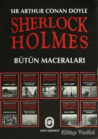 Cem Yayınevi - Sherlock Holmes Bütün Maceraları (9 Kitap Takım)