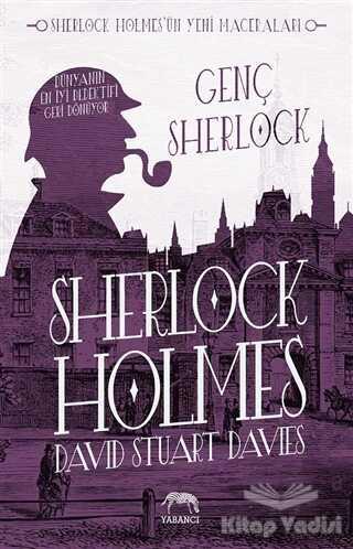 Yabancı Yayınevi - Sherlock Holmes - Genç Sherlock