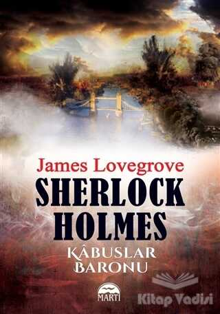 Martı Yayınları - Sherlock Holmes - Kabuslar Baronu