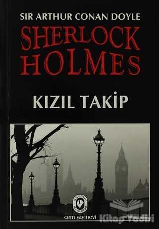 Cem Yayınevi - Sherlock Holmes Kızıl Takip