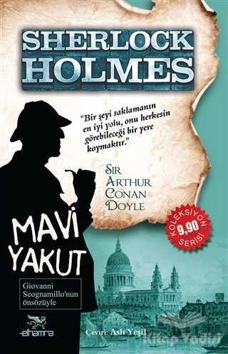 Elhamra Yayınları - Sherlock Holmes - Mavi Yakut