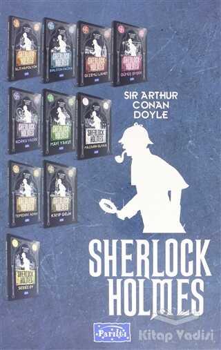Parıltı Yayınları - Sherlock Holmes Seti (10 Kitap Takım)