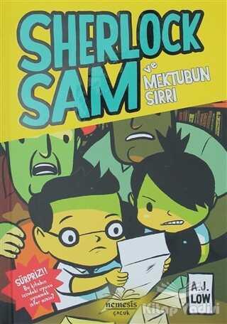 Nemesis Kitap - Sherlock Sam ve Mektubun Sırrı