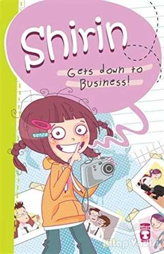 Timaş Publishing - Shirin Gets Down to Business
