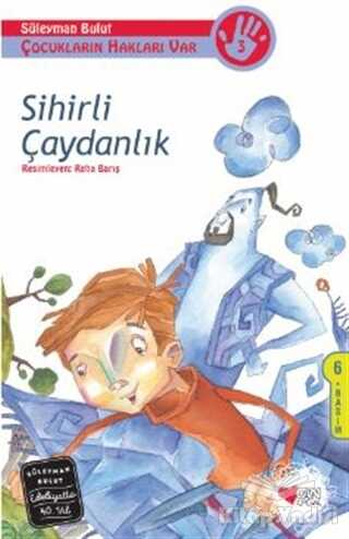 Can Çocuk Yayınları - Sihirli Çaydanlık