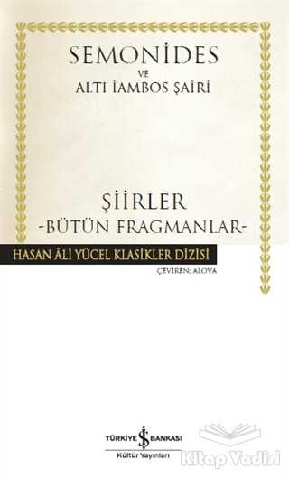 İş Bankası Kültür Yayınları - Şiirler - Bütün Fragmanlar