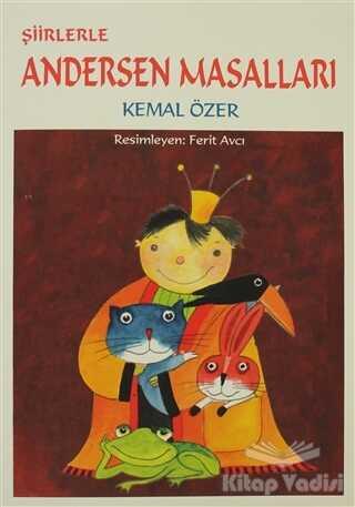 Tudem Yayınları - Şiirlerle Andersen Masalları