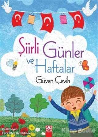 Altın Kitaplar - Çocuk Kitapları - Şiirli Günler ve Haftalar
