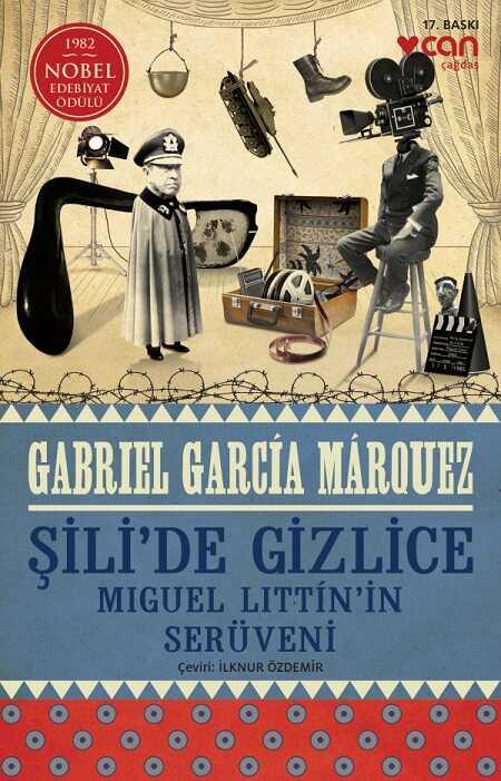 Can Yayınları - Şili'de Gizlice