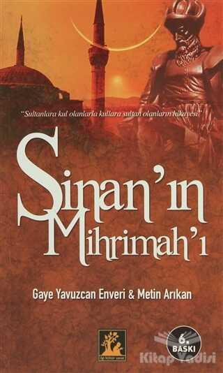 İlgi Kültür Sanat Yayınları - Sinan'ın Mihrimah'ı
