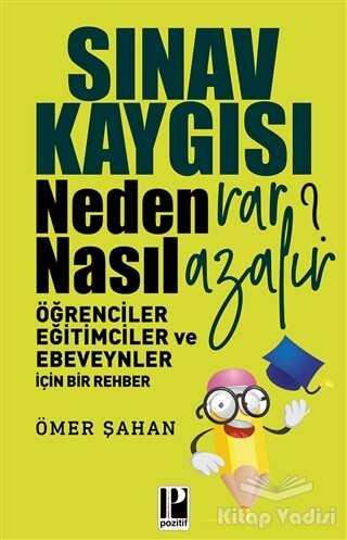 Pozitif Yayınları - Sınav Kaygısı