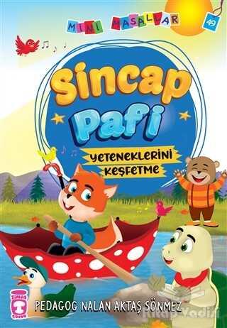 Timaş Çocuk - İlk Çocukluk - Sincap Pafi - Mini Masallar 5