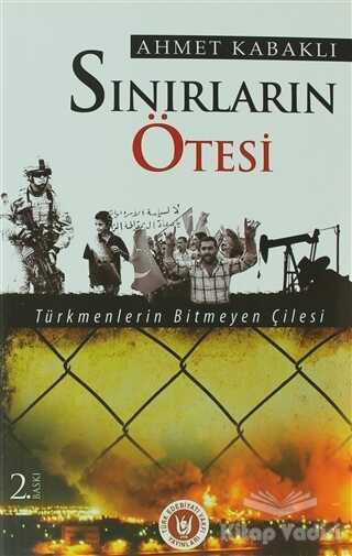 Türk Edebiyatı Vakfı Yayınları - Sınırların Ötesi