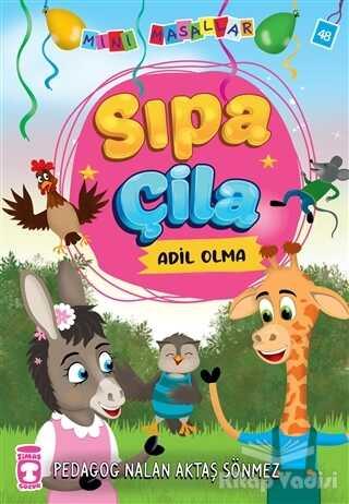 Timaş Çocuk - İlk Çocukluk - Sıpa Çila - Mini Masallar 5