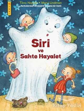 Martı Çocuk Yayınları - Siri ve Sahte Hayalet