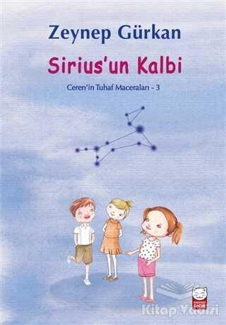 Kırmızı Kedi Çocuk - Sirius'un Kalbi - Ceren'in Tuhaf Maceraları 3