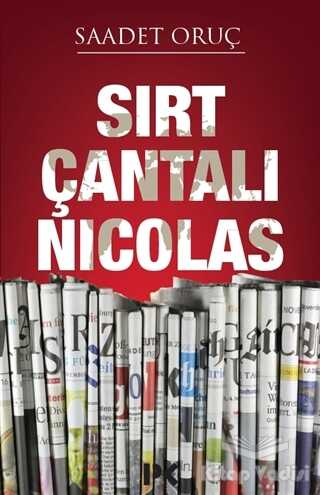 Profil Yayıncılık - Sırt Çantalı Nicolas